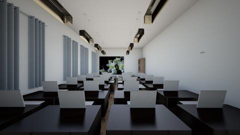 Klasserom - Office  - by HeyIm6Ft
