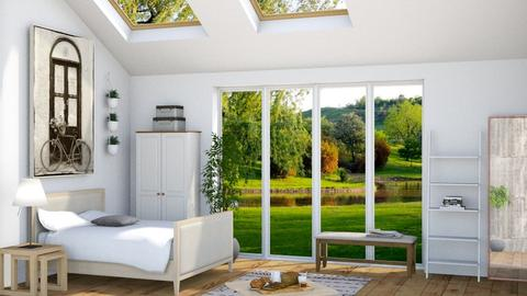 Bedroom 2 - Bedroom  - by Sally Simpson