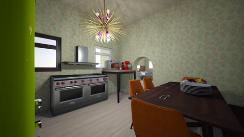 kitchen - Kitchen  - by Inguna Gurgane