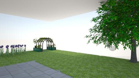 Garden - Garden  - by skyfox