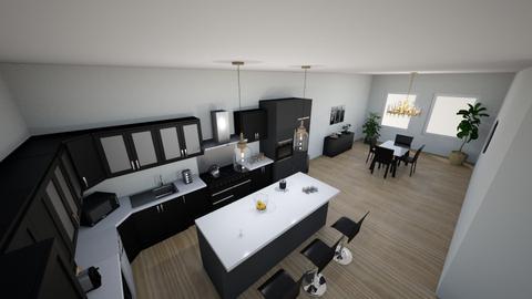 kitchen - Kitchen  - by itsmejenni