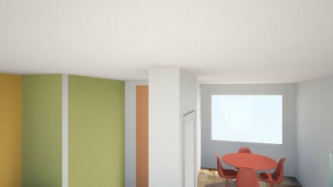 ground floor wakefield dr - Retro - Kitchen  - by nanaluckham