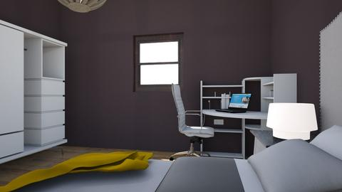 khaled - Modern - Bedroom  - by khaledalqaisi
