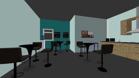 Break Room - by QPierce