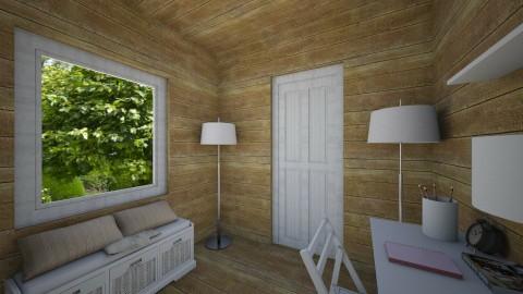My corner - Office - by saraellex