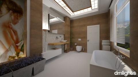 Lux - Bathroom  - by Roberta Bela