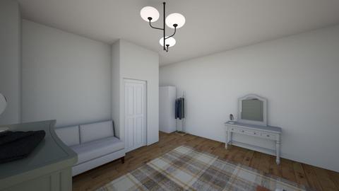 j - Bedroom  - by levissa