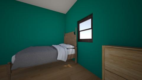 Bedroom 1 - Minimal - by Padmashini