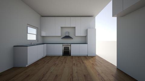 Takoradi - Kitchen  - by Vanderpuije Sylvanus Van