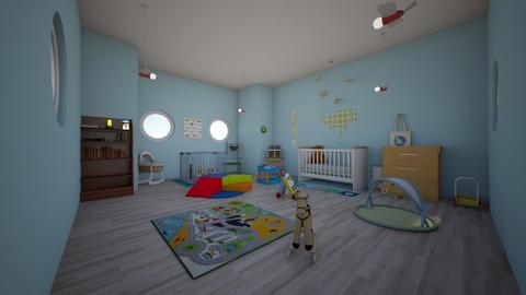 Nursery - Kids room  - by skye245