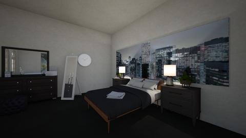 bedroom  - by tabo_almaeeni