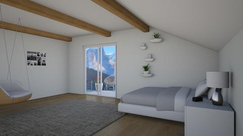 Dream room contest_KS - Bedroom  - by KathyScott