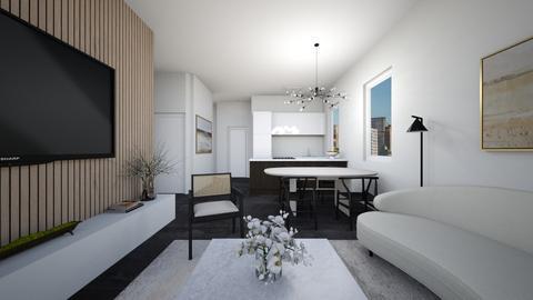 apartment living room - Living room  - by erladisgudmunds