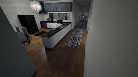 my home - Kitchen  - by benjozn