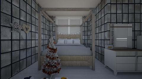 modren room - Modern - Bedroom - by thediygirl