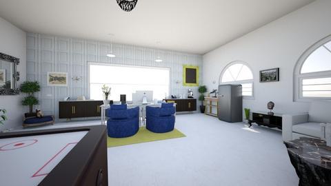 Office  - Modern - Office  - by Dani Azofeifa