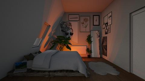 Florence - Bedroom  - by Noa Jones