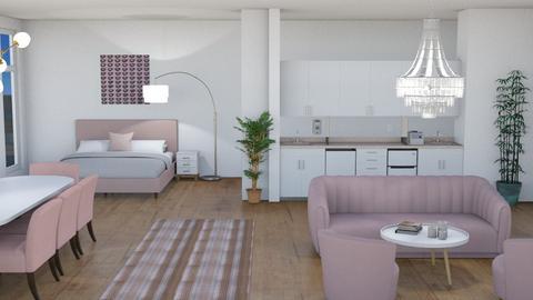 Bigger Apartment - by mary_bresnahan
