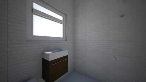 bathroom - by jqne