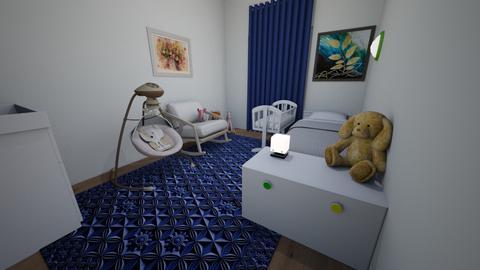 Kidp - Kids room  - by zjafargholi