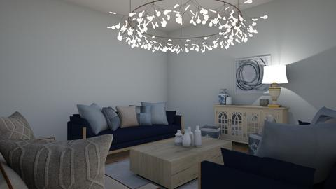 Living room 2 - Living room  - by stjdesigner