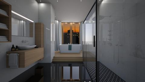 Contemporaneo - Bathroom - by Sanare Sousa