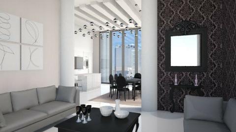 classy house - Modern - Living room - by ostwany_aboud