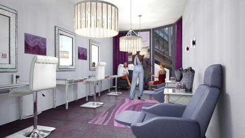 Salon Room View - by FloridaDiva