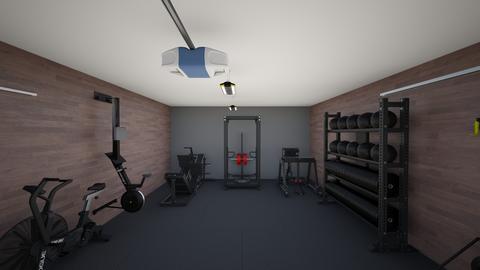 Garage Gym - by rogue_c912d384f78be4c1790ee0d9b7b10