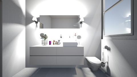 ideal bathroom - Bathroom - by Tzofia