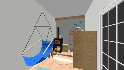 cabin - Global - Living room - by Bcookie108