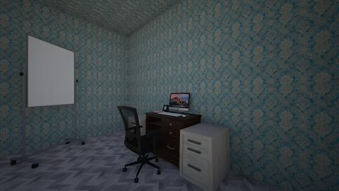 My office - Minimal - Office  - by CurrieT