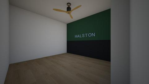 Halston - Kids room  - by Sierra Fox