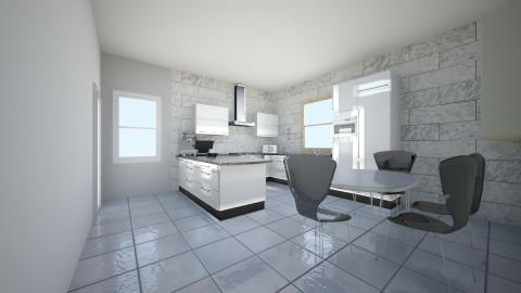 nb - Kitchen - by marius iulian