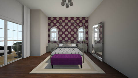 Master Bedroom - by CeliGP