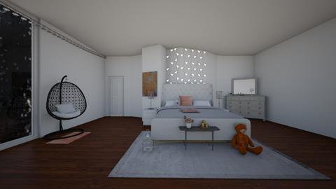 girls room - Bedroom  - by stemarub