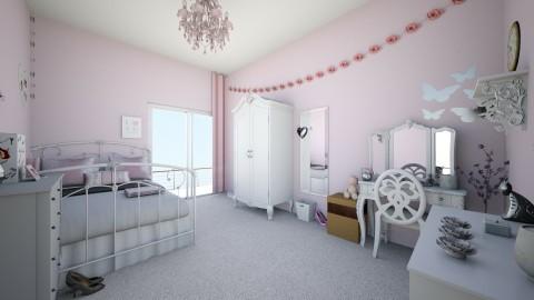 Freddy UK - Bedroom - by MaisieTang