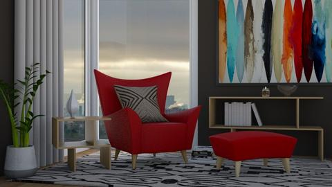 Conran - Living room  - by chocolatedonut71