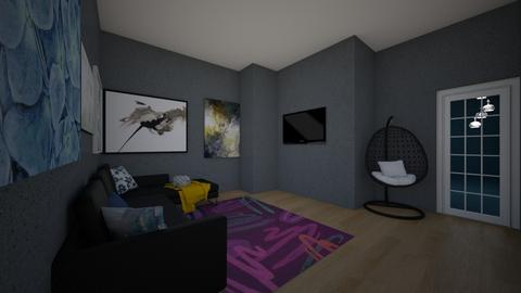 Home Cinema - Living room - by Abby_Druery