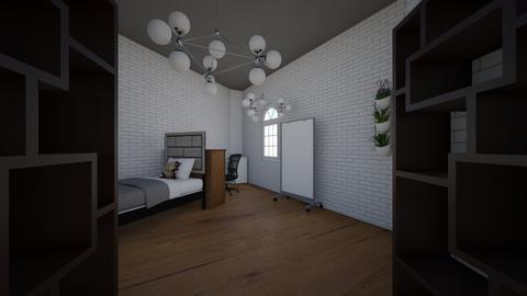 nice bedroom - Bedroom  - by zottekokodesigner