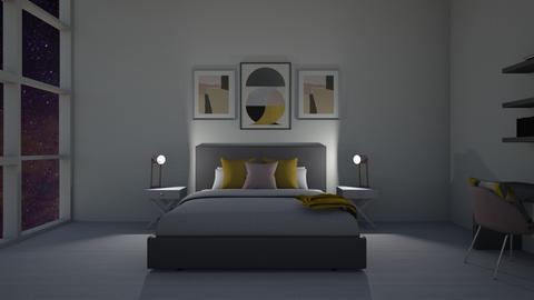 for elliers11 - Modern - Bedroom  - by Thepanneledroom
