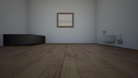 Patriks chill room 3 - Modern - Bathroom  - by patu007d