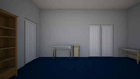 Bedroom now - Bedroom  - by Marcella Bell