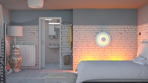 Lights - Eclectic - Bedroom  - by augustmoon
