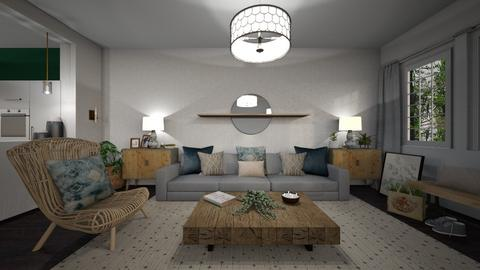 For Fun - Living room - by Anjuli
