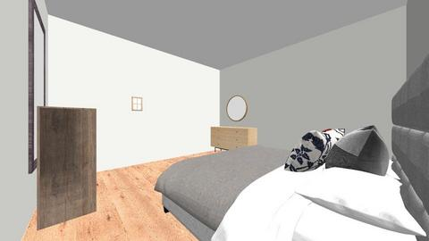 mum and dads room plan - Modern - Bedroom  - by Clairebear2010