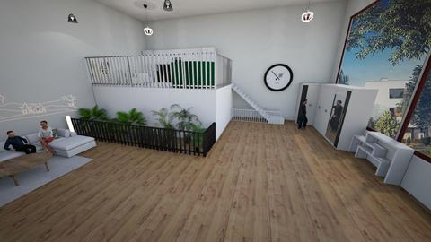 VERY big room - Living room  - by gamewiner