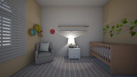 Quarto baby - Kids room  - by paulalimaaz
