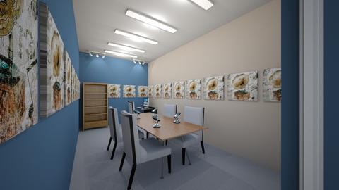 studio - Office  - by evercurio