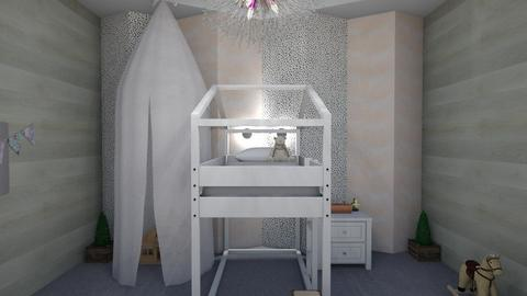 girls room - Country - Kids room  - by taebay1 OSG